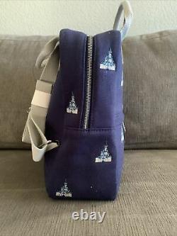 Disney Parks Walt Disney World Loungefly Bag / Backpack Cinderella Castle- NWT