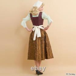 Disney Poor Cinderella Cosplay dress Sing Nightingale Woman secret honey Japan