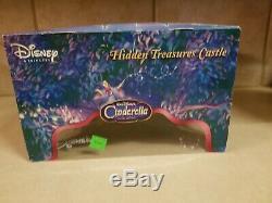 Disney Princess Cinderella Hidden Treasures Castle Mattel Polly Pocket