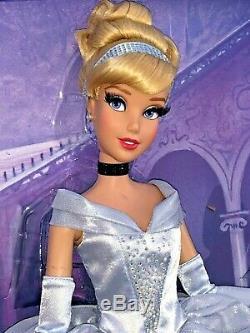 Disney SAKS FIFTH AVE Limited 17 Princess Doll CINDERELLA COA of 993