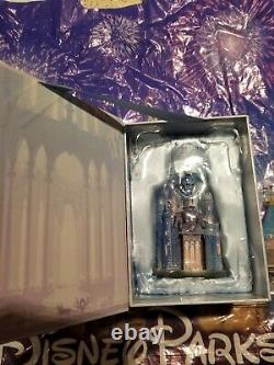 Disney Store Castle Collection Ornament Cinderella 1/10 In Series New