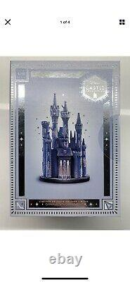 Disney Store Castle Collection Ornament Cinderella 1/10 In Series New In Box NIB