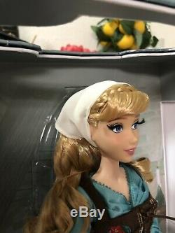 Disney Store Cinderella 70th Anniversary Limited Edition Doll. LE Of 5200