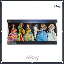 Disney Store Cinderella Doll Set Cinderella Live Action Film