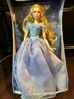 Disney Store Cinderella Limited Edition Doll Live-Action Film 17'
