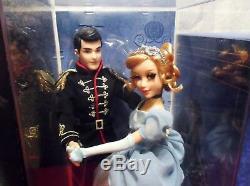 Disney Store Cinderella Prince Charming Fairytale Designer Doll Limited Edition