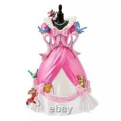 Disney Store JAPAN 2021 Cinderella Pink Dress Figure Revival authentic