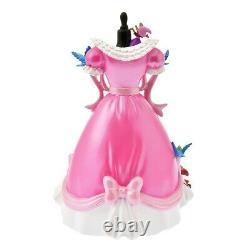 Disney Store Japan Cinderella Pink Dress Figure Jaq Gus Bird Revival Anniversary