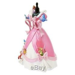 Disney Store Japan Dress Figure Cinderella 70th Anniversary