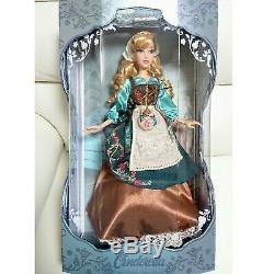 Disney Store Limited Cinderella 70th Anniversary Doll 43×26×14cm From JAPAN