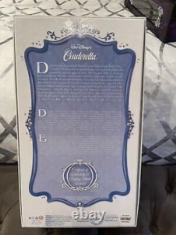 Disney Store Limited Edition Cinderella 17 Doll, NEW