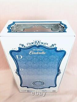 Disney Store Limited Edition LE Cinderella 17 COLLECTIBLE Doll New