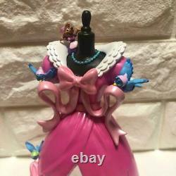 Disney Store Ltd Cinderella Pink Dress Figure 70th Anniversary Rare Japan FedEx