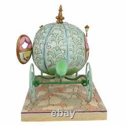 Disney Traditions Enchanted Carriage Cinderella Figurine 6007005
