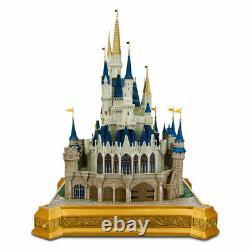 Disney Walt Disney World 16 Cinderella Castle Sculpture Medium Figure Figurine