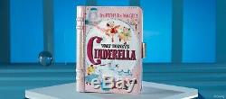 Disney X Aldo Storybook Cinderella Light Pink Clutch Brand New PRE-ORDER