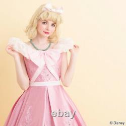 Disney pink Cinderella Cosplay Mother's Dress ladies secret honey Japan