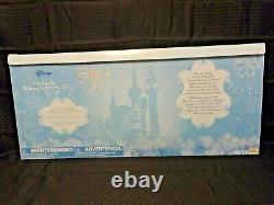 Disney store Cinderella Deluxe Gift Doll Set 2012 NEW & RARE