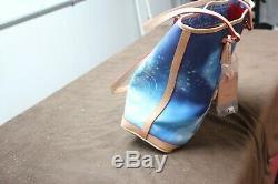 Dooney & Bourke Disney Parks Cinderella Dream Big Princess shopper tote NEW