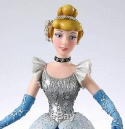 Enesco Disney Cinderella Couture de Force, signed, by artist Cyndy Bohonovsky