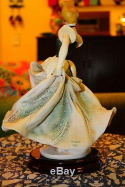 Giuseppe Armani Disney Showcase Cinderella Figurine Cinderella 1624-C NEW IN BOX