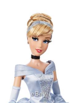 IN HAND Disney Cinderella SAKS Fifth Avenue Exclusive Limited Edition LE Doll