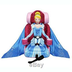 Kids Embrace Disney Cinderella Combination Harness Booster Toddler Car Seat