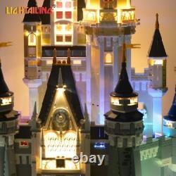 LED Light Kit for LEGO 71040 & 16008 Disney Castle LIGHTING MY BRICKS Cinderella