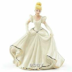 LENOX Disney's CINDERELLA & Cinderella's Lighted ENCHANTED COACH Both NIB