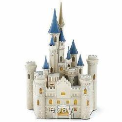 Lenox Disney Cinderella's Castle Lighted Figurine 878905