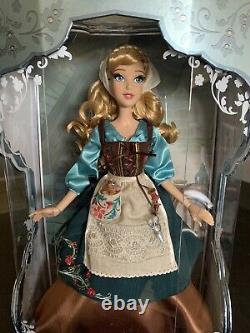Limited Edition 70th Anniversary Rags Cinderella Disney Doll