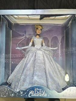 Limited Edition Saks Fifth Avenue Cinderella 17 Disney Doll 2500