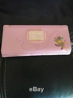 Loungefly Disney Cinderella 70th Anniversary Mini Backpack & Wallet Set