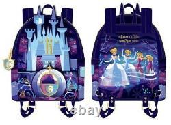 Loungefly Disney Cinderella Castle Series Mini Backpack- Preorder Confirmed Nov