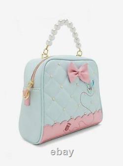 Loungefly Disney Cinderella Pearl Handbag