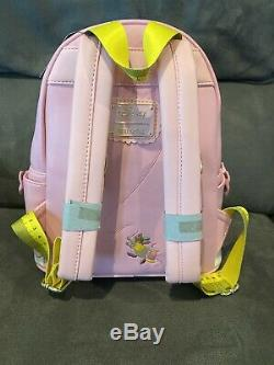 Loungefly Disney Princess Cinderella Pink Dress Mini Backpack