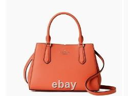 MSRP $359 NWT Kate Spade New York tippy sm triple compartment satchel WKRU6706