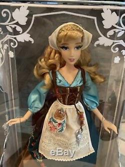 NEW Disney Limited Edition Cinderella Doll 70th Anniversary 17'