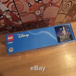 NEW Lego 71040 Disney World Cinderella Castle Set MISB Sealed IN-HAND VERY RARE