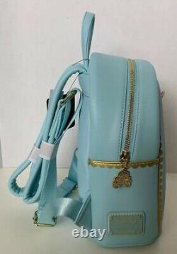NEWLoungefly Disney's Cinderella Sewing 70th Anniversary Mini BackpackNWT