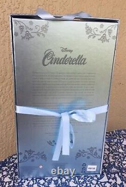 NIB Disney Cinderella Doll Limited Edition 70th Anniversary 17'
