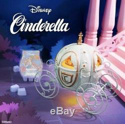 NIB, Limited Edition, SOLD OUT, Authentic Cinderellas Carriage Scentsy Warmer