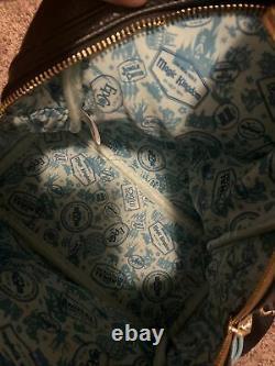 NMINT Loungefly Disney Parks Cinderella Castle Mini Backpack Bag