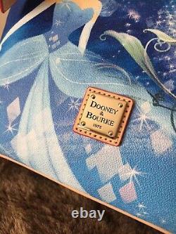 NWOT Dooney & Bourke Disney Cinderella Dream Big Princess Shopper Tote Purse