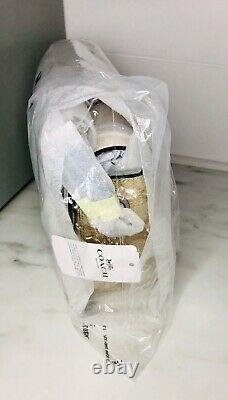 NWT COACH X Disney Cinderella Gemma Crossbody Canvas & Leather SOLD OUT ONLINE