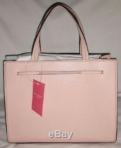 NWT! Kate Spade Hayes Rosycheeks Small LEATHER Satchel MSRP $328.00
