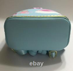 NWT! Loungefly Disney Cinderella Sewing Dress Mini Backpack & Gus Gus Coin Purse