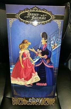 New Disney Cinderella Lady Tremaine Fairytale Designer Dolls Limited Edition