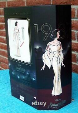 New! Disney Designer Premiere Collection Ltd. Ed. Snow White & Cinderella Dolls