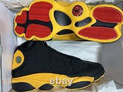Nike Air Jordan 13 Retro Melo Class of 2002 Oak Hill 414571-035 Size 15
